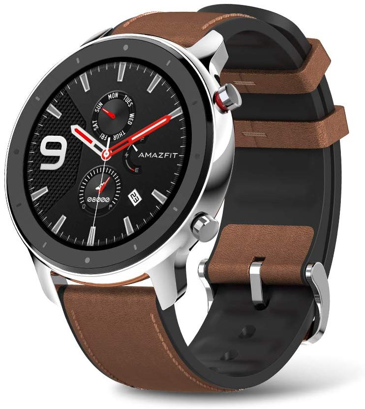 Amazfit GTR (47mm) Specs and features