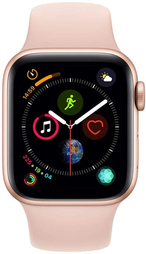 Apple watch series 4 (40mm) specs