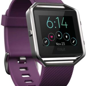 Fitbit Blaze Specifications