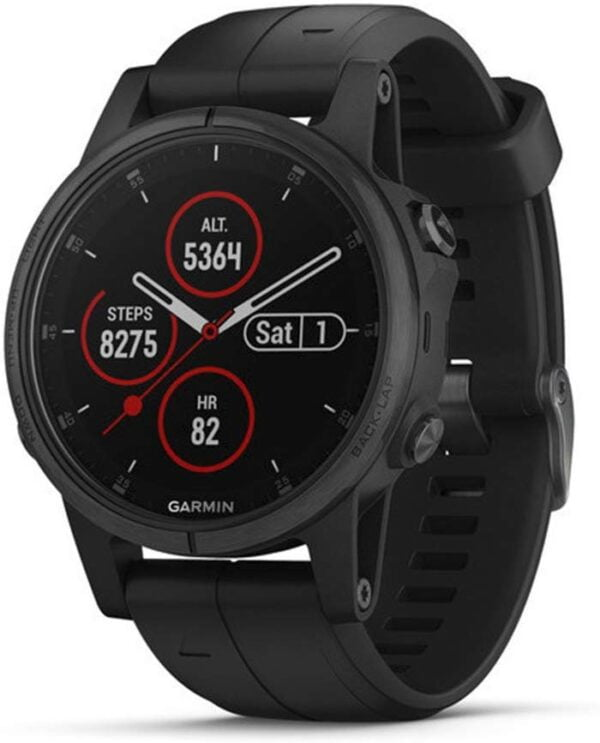Garmin Fenix 5 Plus Specs and features