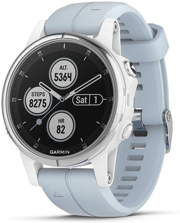 Garmin Fenix 5S Plus Specs and features