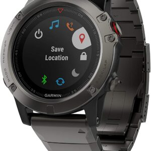 Garmin Fenix 5X Specs and features