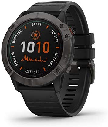 Garmin Fenix 6X Pro Solar Specs and prices