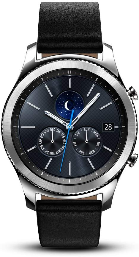 Samsung Gear S3 Classic Full Specs and features