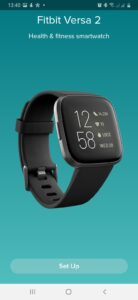 How to reset Fitbit Versa 2