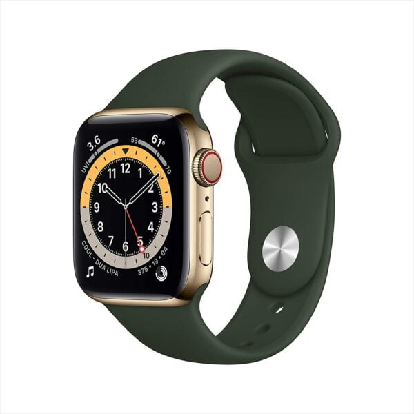 Apple Watch Series 6 (40mm) (Cellular) Specifications