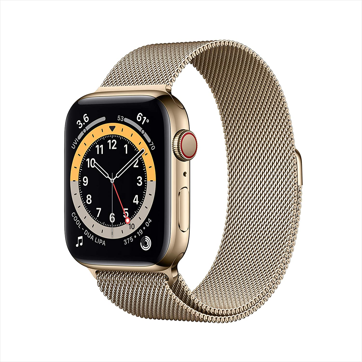 Apple Watch Series 6 (44mm) (Cellular) Specifications