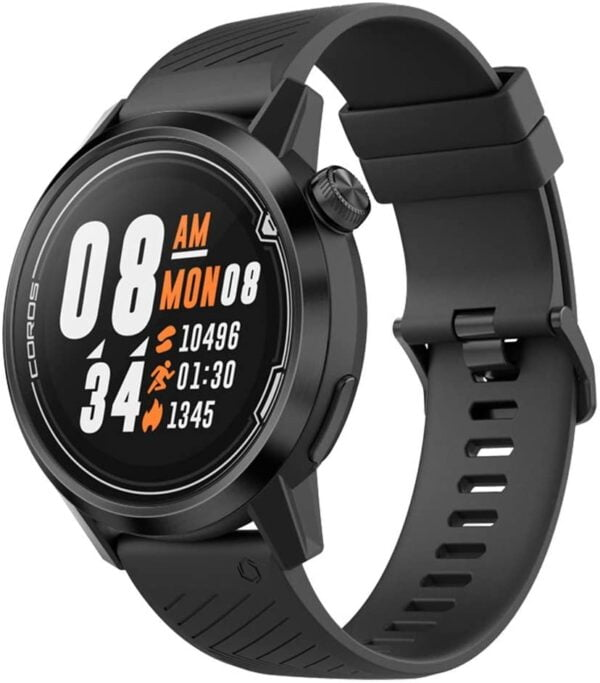coros apex 46mm smartwatch