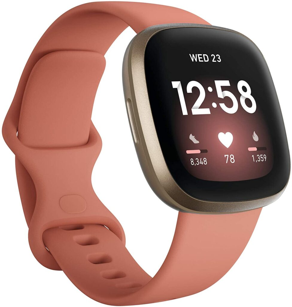 Fitbit Versa 3 Full Specifications