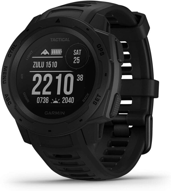Garmin Instinct Tactical Specifications