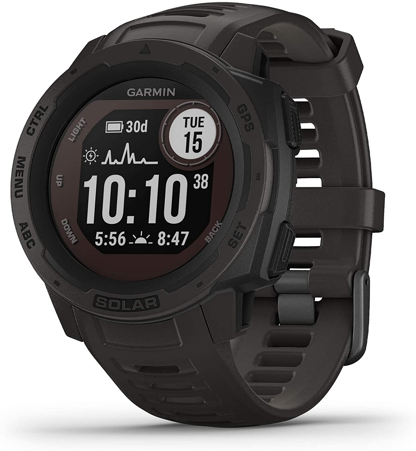 garmin instinct full specs