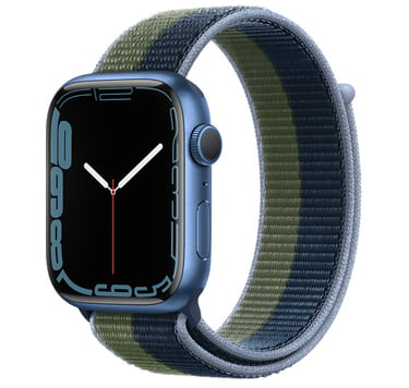 Apple Watch Series 7 GPS full specifications
